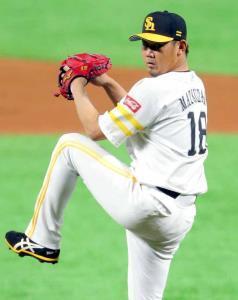 ソフトバンクを退団し再起にかける松坂大輔、来季もこの雄姿が見られるか