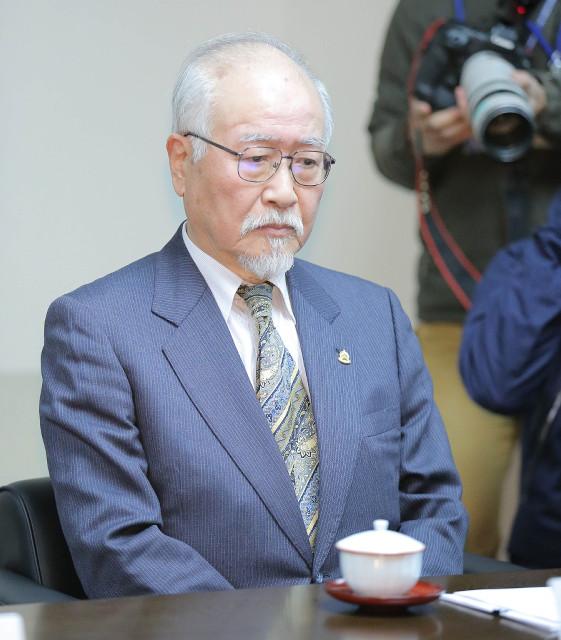 横綱審議委員会に出席した北村委員長