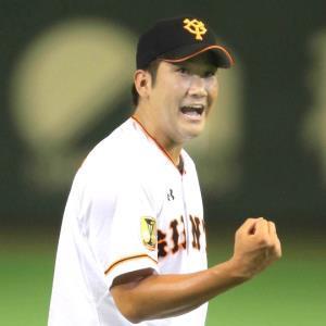 巨人・菅野智之投手