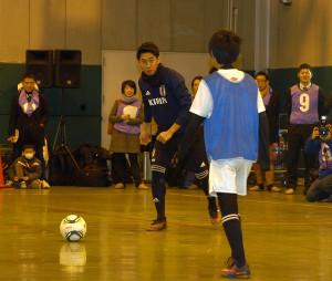 イベントにゲスト参加した香川