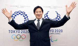 20年東京五輪・パラリンピックに向け着々と強化、支援策を進めるスポーツ庁・鈴木長官(カメラ・池内 雅彦)