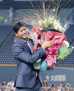 25日に行われた大谷の「お別れ会見」は北海道内で視聴率55%を記録