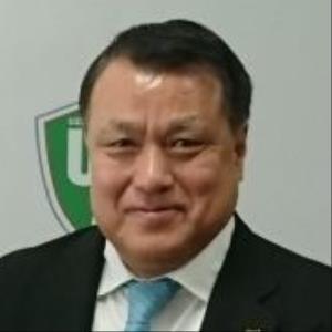 日本サッカー協会・田嶋会長