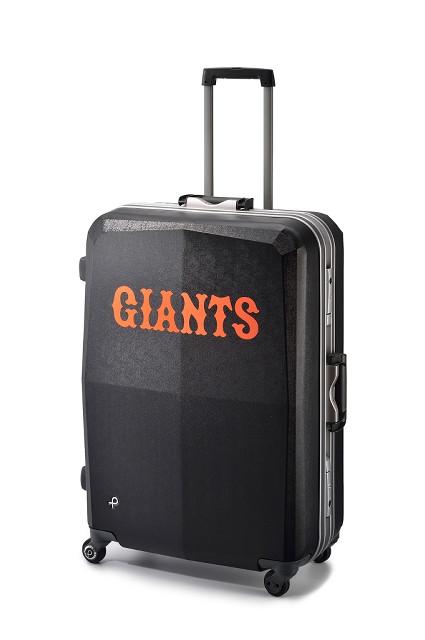 巨人選手が使用するエース社「プロテカ」のスーツケース