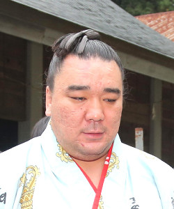 元横綱・日馬富士関