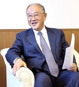阪神・坂井オーナー