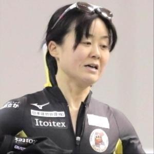 女子1500メートルでレースを終え厳しい表情の田畑真紀