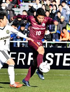 サッカー 大阪 高校