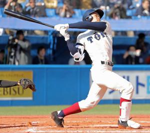 今秋のドラフトで注目される大阪桐蔭の三刀流・根尾