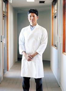内科医としての顔も持つ川田