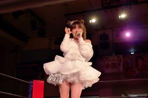 元アイドルの女子プロレスラー、中野たむ