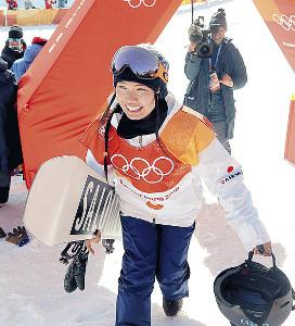 松本遥奈、幼なじみの思い乗せた新ゴーグルで6位入賞 : スポーツ報知