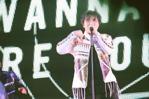 日本武道館でデビュー20周年ツアーを打ち上げた三浦大知