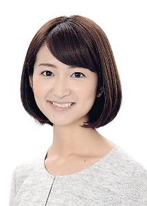 結婚したことが明らかになった日本テレビ・中島芽生アナウンサー