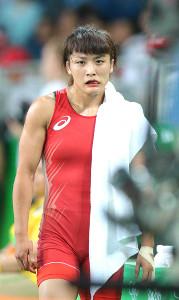 東京五輪で金メダルを狙う伊調馨
