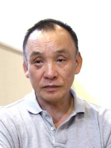 日本航空高女子バレー部の監督に就任する葛和伸元氏