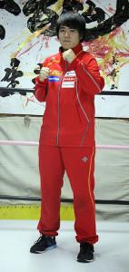 3・11恒例の仙女・新宿大会に出場する、気仙沼市出身の佐藤亜海