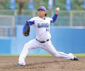 2年連続の開幕投手が確定的なDeNA・石田健大