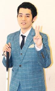 「R―1ぐらんぷり」優勝の喜びを改めて語った濱田祐太郎
