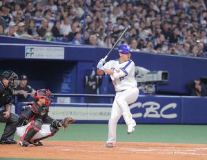 中日】松坂、目標達成の5回3失点…国内で4307日ぶり打席にも立っ ...