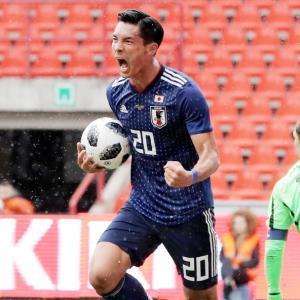 槙野智章の同点ゴールは日本代表通算1200ゴール目 : スポーツ報知