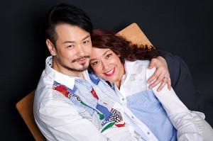 結婚を発表したLiLiCoと「純列」の小田井涼平