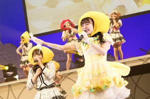 卒業コンサートに臨んだNMB48・市川美織