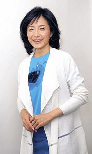 芸能活動を続けながら大学で教育学を学ぶ水野真紀(カメラ・能登谷 博明)