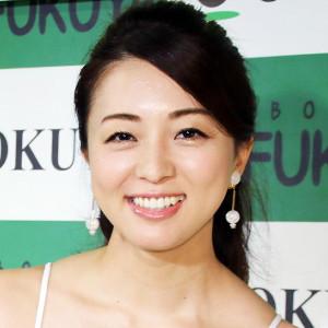 髪のアクセサリーが素敵な上田祥子さん