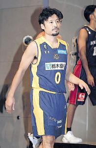 日本のバスケット界をリードする田臥勇太