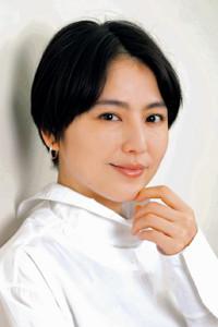 主演ドラマへの思いや女優人生などを語った長澤まさみ(カメラ・小泉 洋樹)