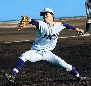 最速148キロ左腕の藤嶺藤沢・矢沢