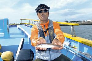 丸 島 きち 釣れるものはみんなターゲットだ! 相模湾のLTルアー(島きち丸)|つりまる