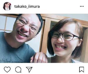 インスタグラム@takako_iimura