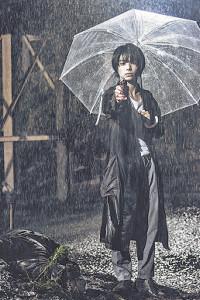 映画「銃」で主人公を演じる村上虹郎