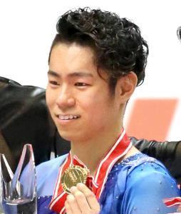 14年NHK杯で優勝した村上大介
