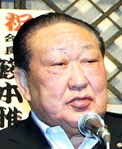 日大・田中英寿理事長
