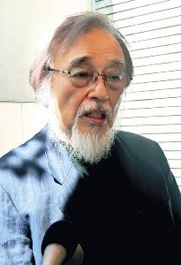失意の中、劇団俳優座で同期だった加藤剛さんとの思い出を語った横内正