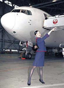 16年、JALとスポンサー契約を締結した本田