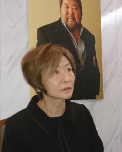 マサ斎藤さんの妻・倫子さん
