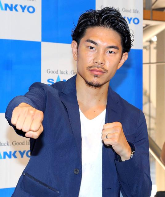 井岡一翔、9月8日に復帰戦 VS世界3位 : スポーツ報知