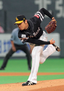 ソフトバンク・中田賢一投手