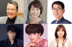 大竹まことのピンチヒッターを務める出演者たち(C)文化放送