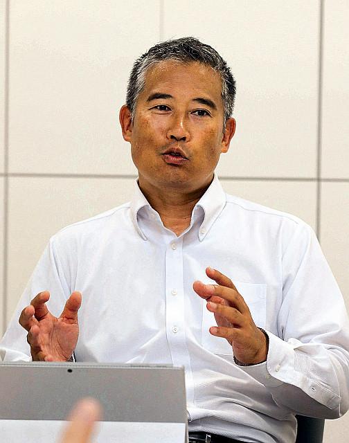 東大アメフト部・森清之ヘッドコーチ