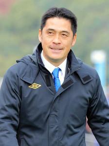 G大阪の強化アカデミー部長に就任した松波氏