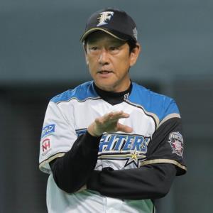 日本ハム・栗山英樹監督