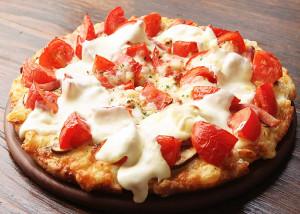 売れすぎて販売を休止したピザーラの「激盛りトマチーピザ」