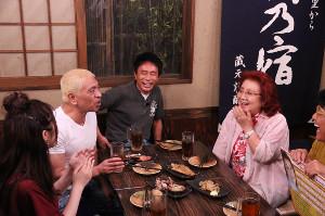 17日放送の「ダウンタウンなう」でアニメの逸話を語った野沢雅子(右)