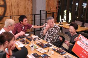 17日放送の「ダウンタウンなう」に出演した中尾彬・池波志乃夫妻