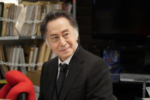 「絶対零度~未然犯罪潜入捜査~」にゲスト出演する北大路欣也
